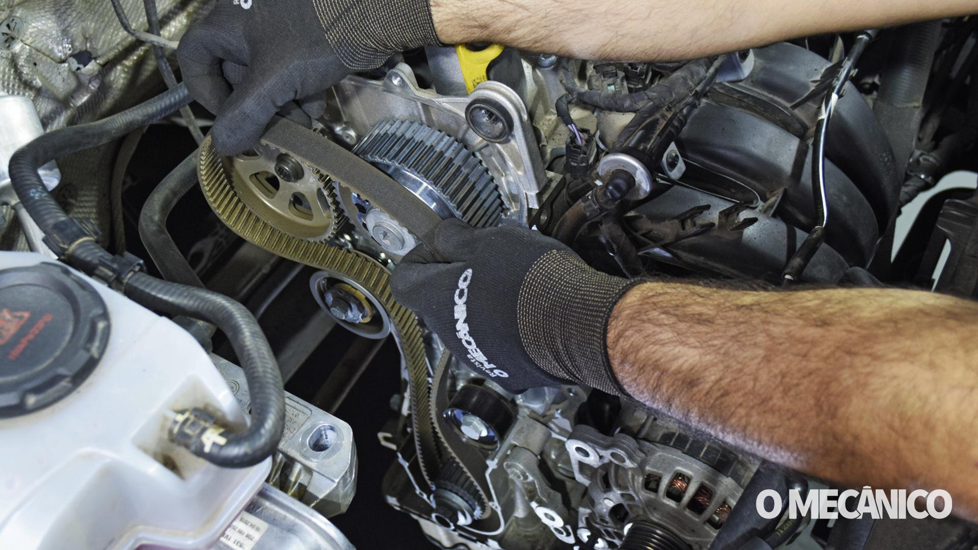 Como colocar o motor EA211 1.0 no ponto certo