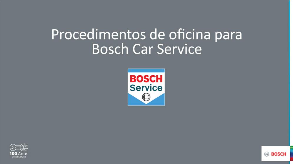 Procedimentos de Oficina para BCS