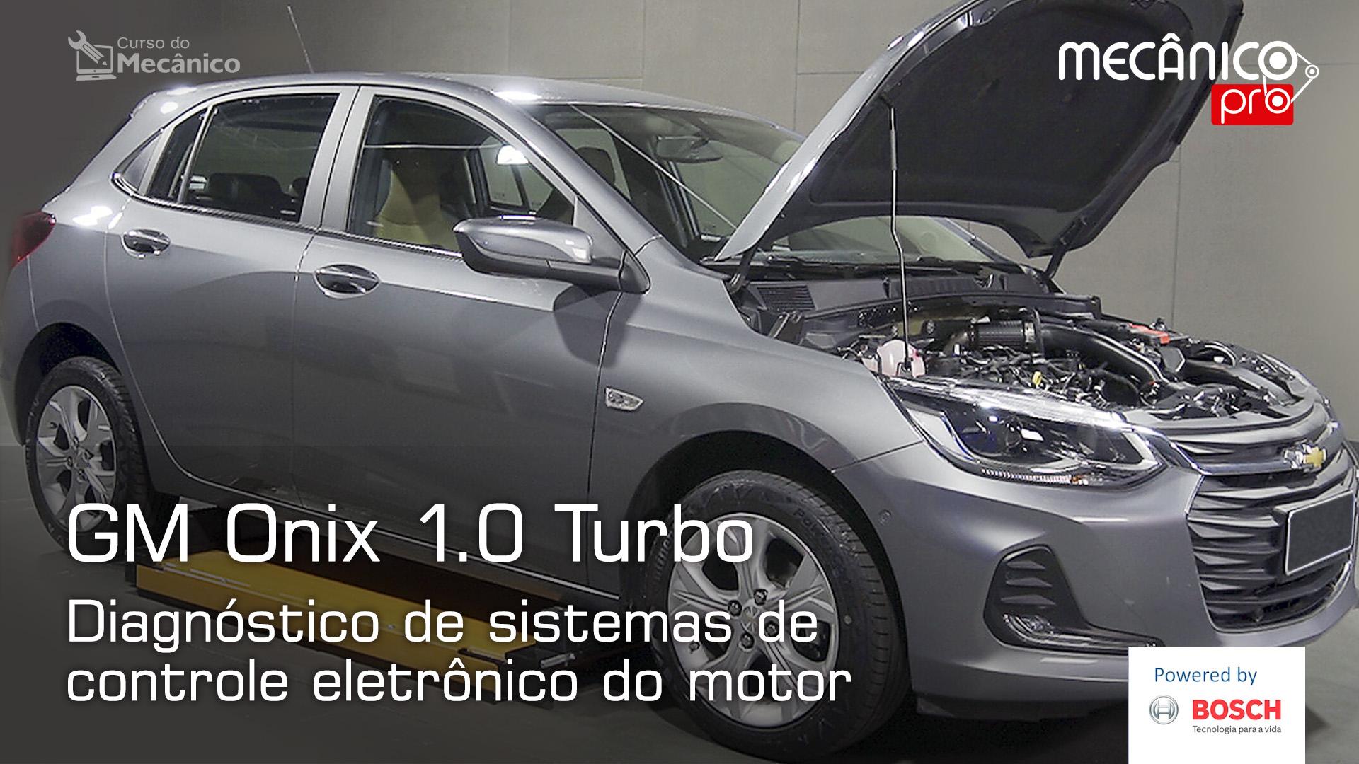 GM Onix 1.0 Turbo