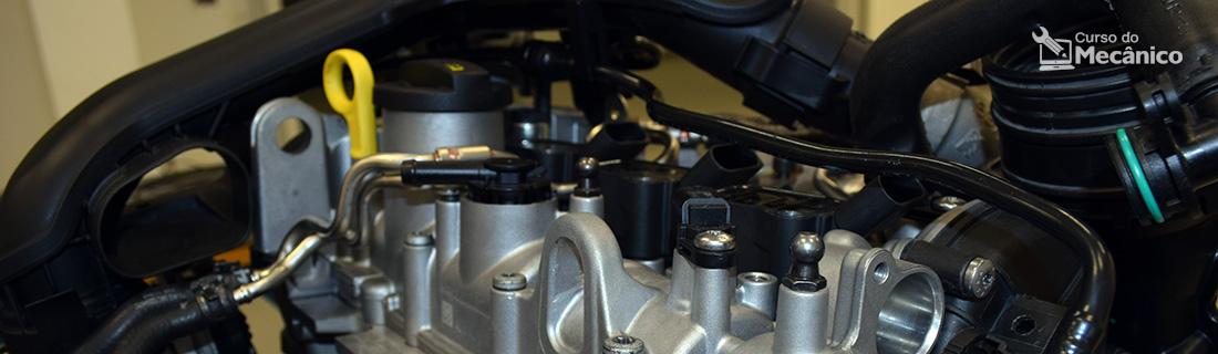 Veja as características de engenharia e dos vários sistemas que compõem o motor tricilíndrico da Volkswagen