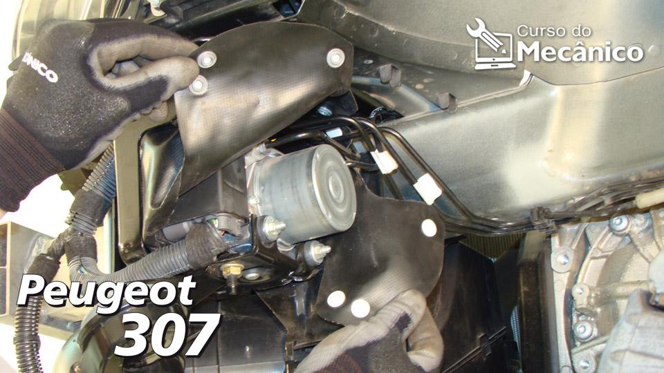 Freios com ABS - Peugeot 307 1.6 16V Flex