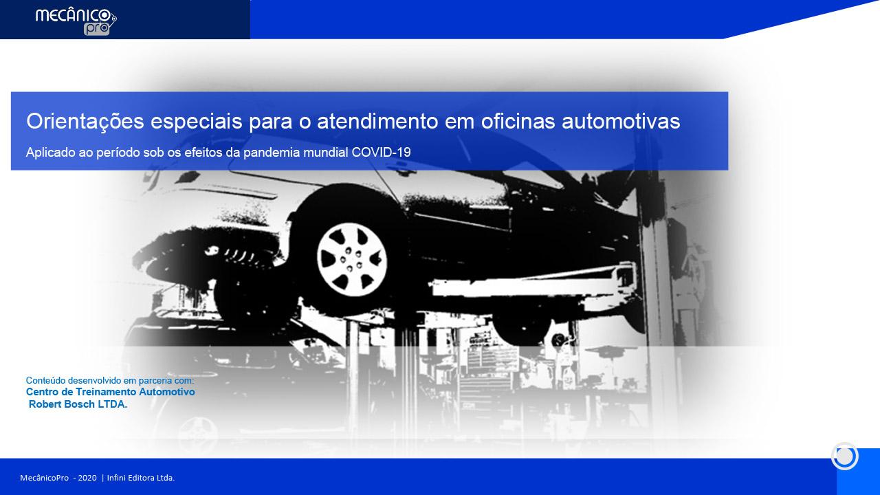 MecânicoPro - Curso orientações COVID-19